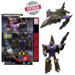 Robot Transformers BLAST OFF ráp thành máy bay phản lực
