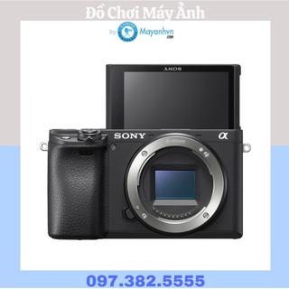 Máy ảnh Sony Alpha A6400 Body (Chính hãng)