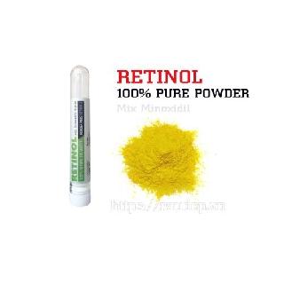 Retinol Mix Minoxidil Hổ Trợ Mọc Râu, Tóc