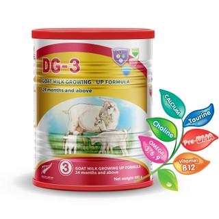 SỮA DÊ DG3 lon 400g( cho trẻ từ 24 tháng trở lên). thumbnail
