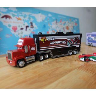 Bộ sưu tập xe mack truck disney của Mattel 84