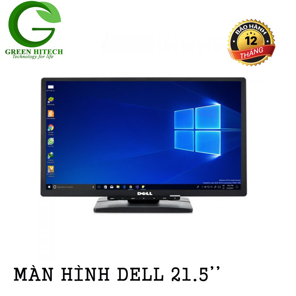 Màn Hình Dell W22RN (21.5″/FHD/LED/HDMI+DVI+VGA/250 cd/m²/2ms)