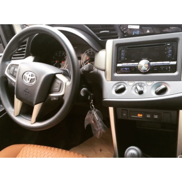 Đầu CD Pioneer Toyota Innova 2019