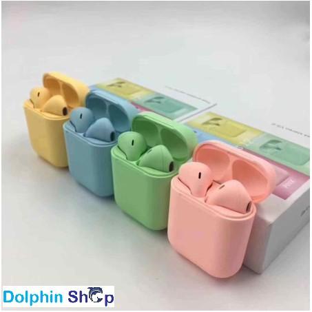 [Có Clip] Tai Nghe Bluetooth Inpods 12 Cảm Biến Vân Tay - Hàng Loại 1 - Bảo Hành 1 đổi 1