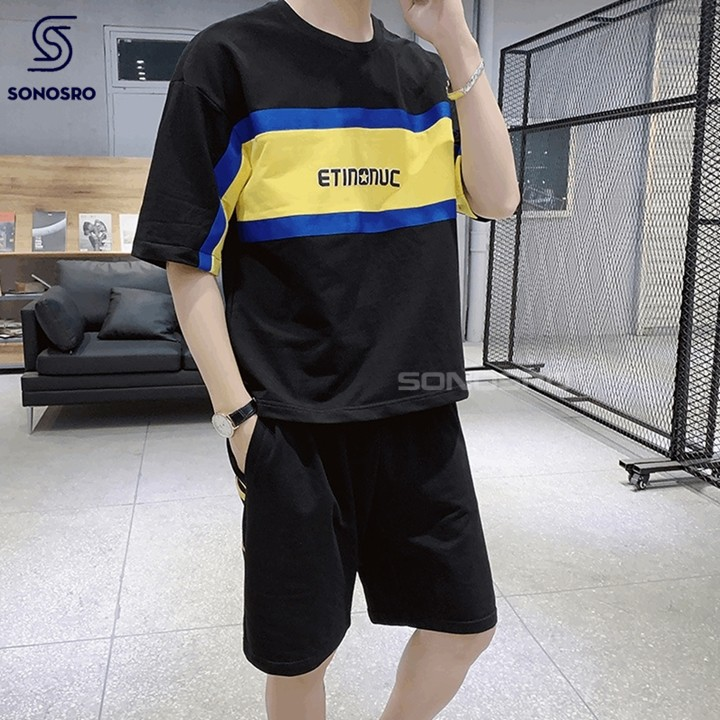 Bộ quần áo thể thao nam năng động SNR - BTT - 224 – ETIN – SONOSRO