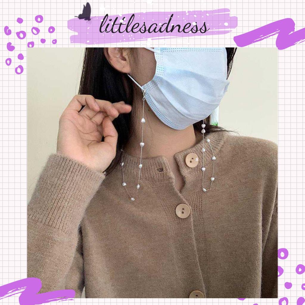 [DT000] Dây đeo khẩu trang, kính mắt tránh thất lạc phong cách Hàn Quốc
