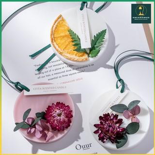 [BÁN CHẠY] Sáp thơm tủ quần áo – CITTA 28g – Sáp ong tự nhiên, thân thiện với người sử dụng