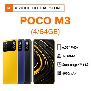 """Điện thoại Xiaomi POCO M3 4GB/64GB Hàng chính hãng BH điện tử 18 tháng giá chỉ còn <strong class=""""price"""">309.000.000.000đ</strong>"""