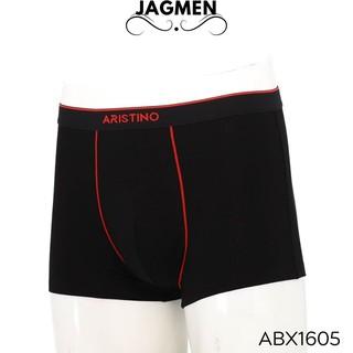 Quần lót nam boxer Aristino Abx1605 cấu trúc sợi tre tự nhiên không gây kích ứng da