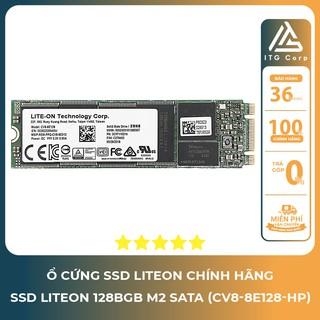 Ổ cứng SSD Liteon 128BGB M2 SATA (CV8-8E128-HP) hàng chính hãng - ITG thumbnail