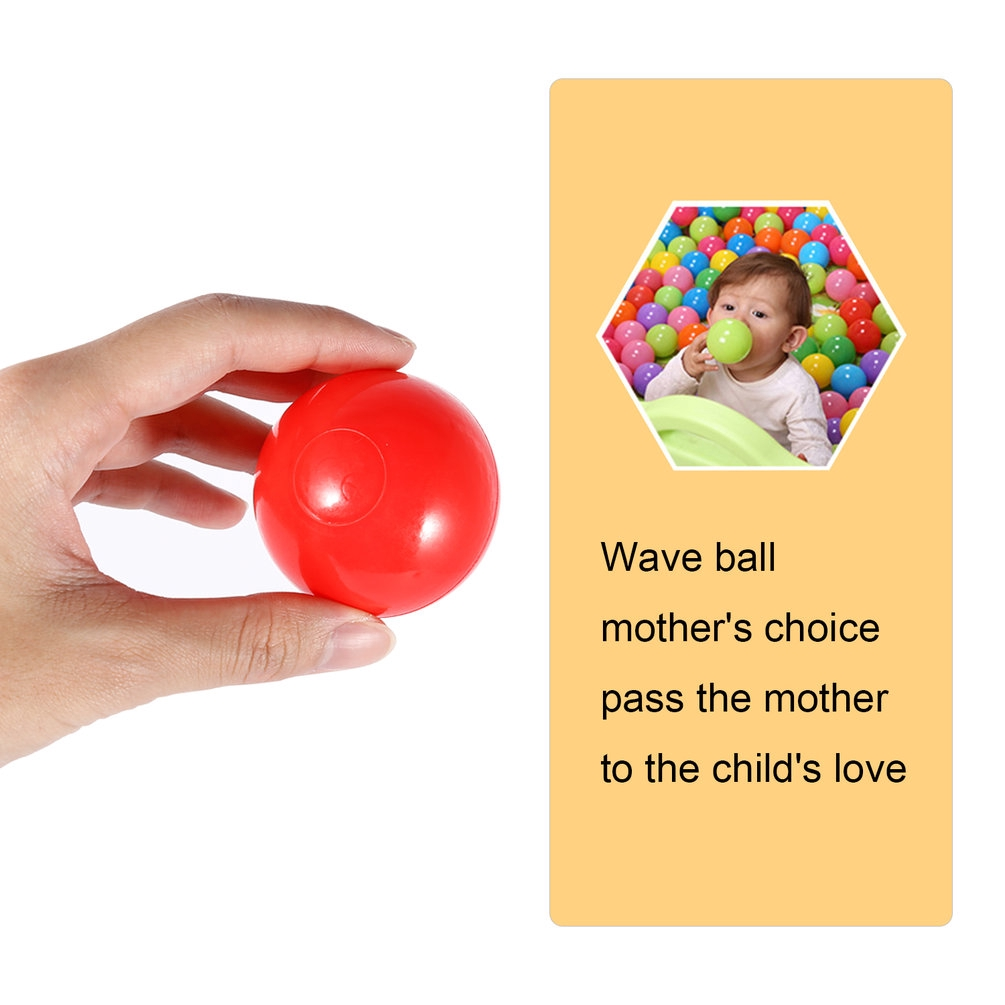 Enjoyable 7Color Bath Ball Collection Floating Toy Bath Time Fun for Kids Baby