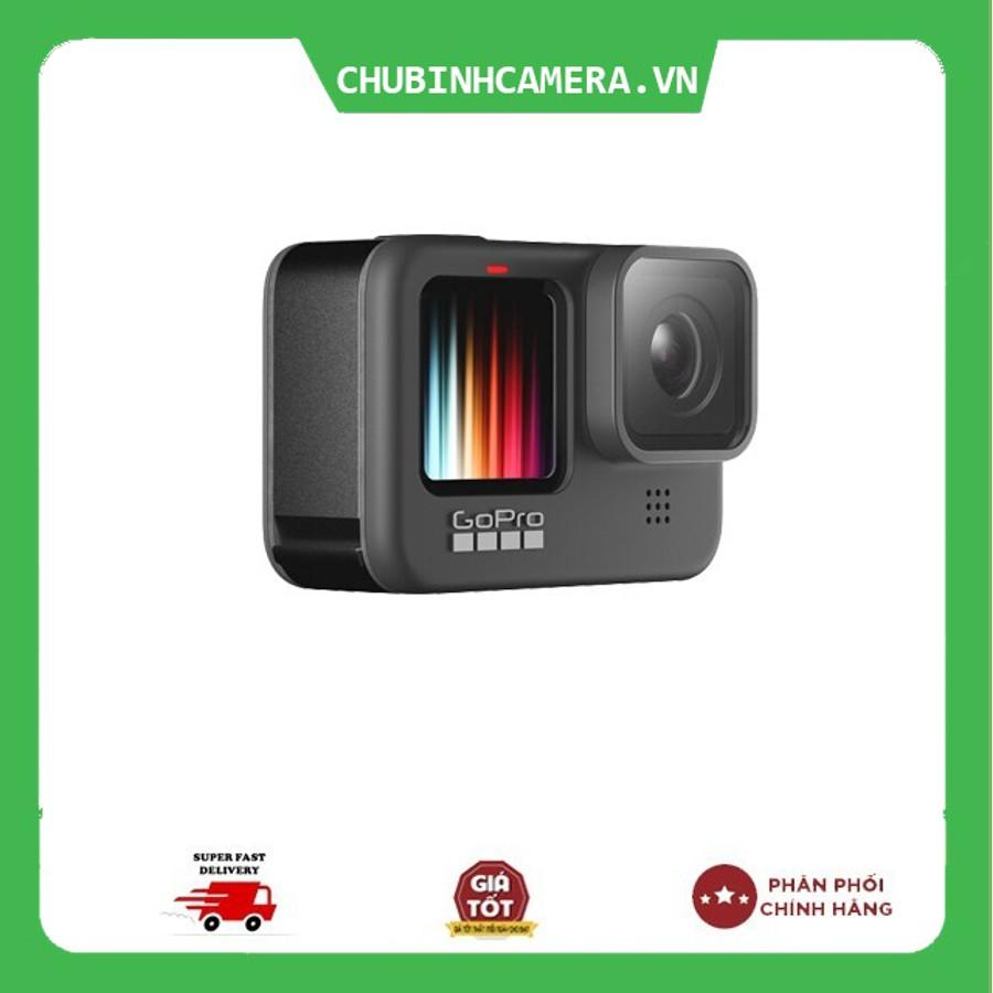 Máy quay GoPro HERO 9 Black - Chính Hãng FPT- Bảo Hành 12 Tháng 1 đổi 1