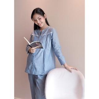 Pyjama chấm bi dòng dành riêng cho Mẹ bầu và sau sinh