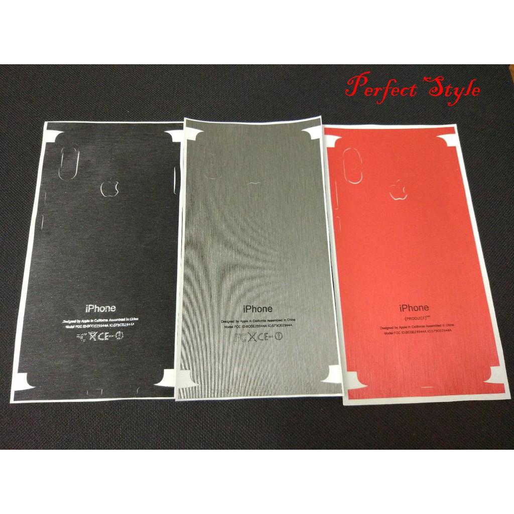 Skin giả Iphone X xiaomi note 5 pro