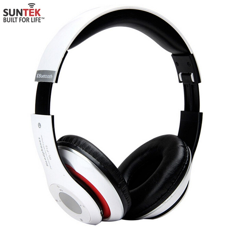 TAI NGHE Bluetooth P15 (Trắng)