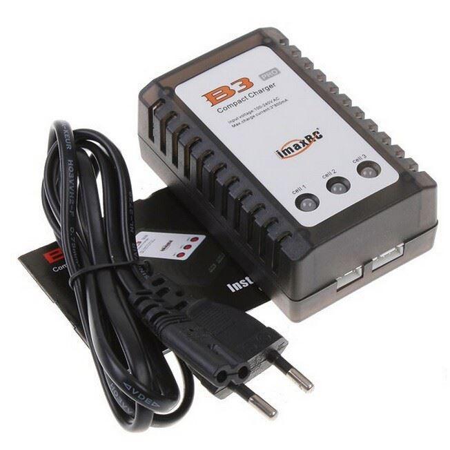 Bộ Sạc Pin Imax RC B3 Pro Chính Hãng - Sạc Được Lipo 2s và 3s