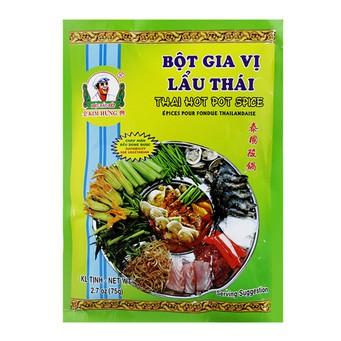Bột gia vị lẩu Thái Kim Hưng gói 75g