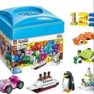 Bộ Lego 460 chi tiết