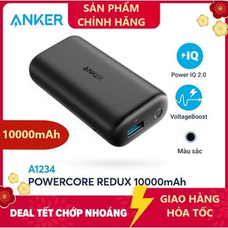 Pin sạc dự phòng ANKER PowerCore Redux 10000mAh - A1234 thumbnail