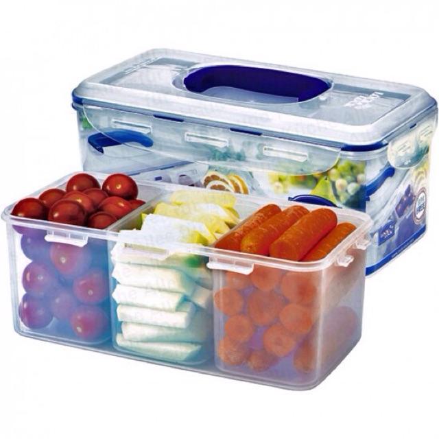 Hộp bảo quản thức ăn Lock 3,4 lít