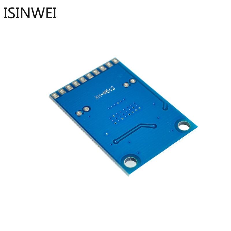 Bảng mạch module khuếch đại công suất kỹ thuật số mini kênh đôi cấp D XH-M562 TPA3116D2 50W + 50W 12V-24V