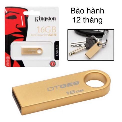 USB KINGSTON 8/GB/16GB/32GB bảo hành 12 tháng