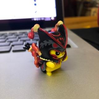 Mô hình pokemon pikachu cosplay Shiny mega Rayquaza (resin)
