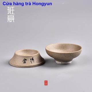 Jingdezhen Tea Drain Tea Strainer sẵn sàng sẵn sàng sàng lọc trà bằng gốm thô Trà sáng tạo máy pha Bộ dụng cụ lọc t thumbnail