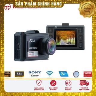 [ Shop Uy Tín ] Camera hành trình Webvision A2 Kết nối Wifi, xem video trực tiếp thumbnail