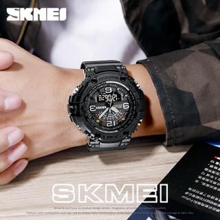 Đồng hồ thể thao nam Skmei 1617 điện tử dây cao su