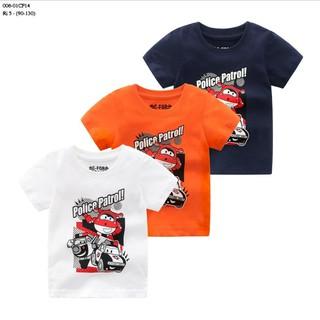 Áo thun trẻ em C-For cotton 100% hàng tiêu chuẩn xuất khẩu Châu Âu