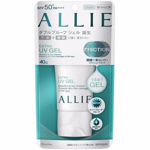 Kem chống nắng Kanebo Allie Extra UV Gel Friction SPF50+/PA++++ ...
