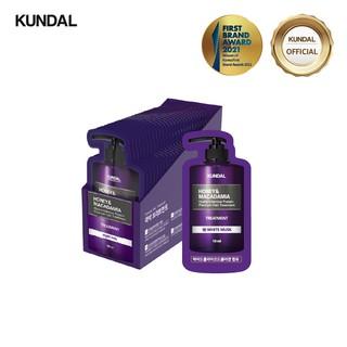 Bộ sản phẩm KUNDAL cung cấp protein chăm sóc tóc 10ml (30 gói) thumbnail