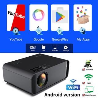Máy chiếu Mini Android G86 Độ Phân Giải HD 1080P cầm tay có WIFI + Bluetooth – Kết nối điện thoại, laptop