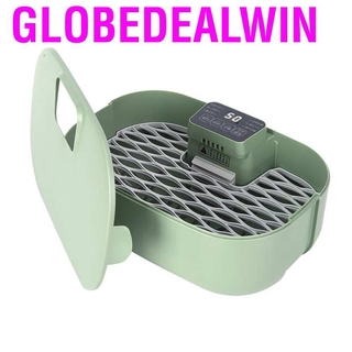 Globedealwin Mini Portable Clothes Dryer Box Household Underwear UV Cleaning Pants Drying Machine CN 220V