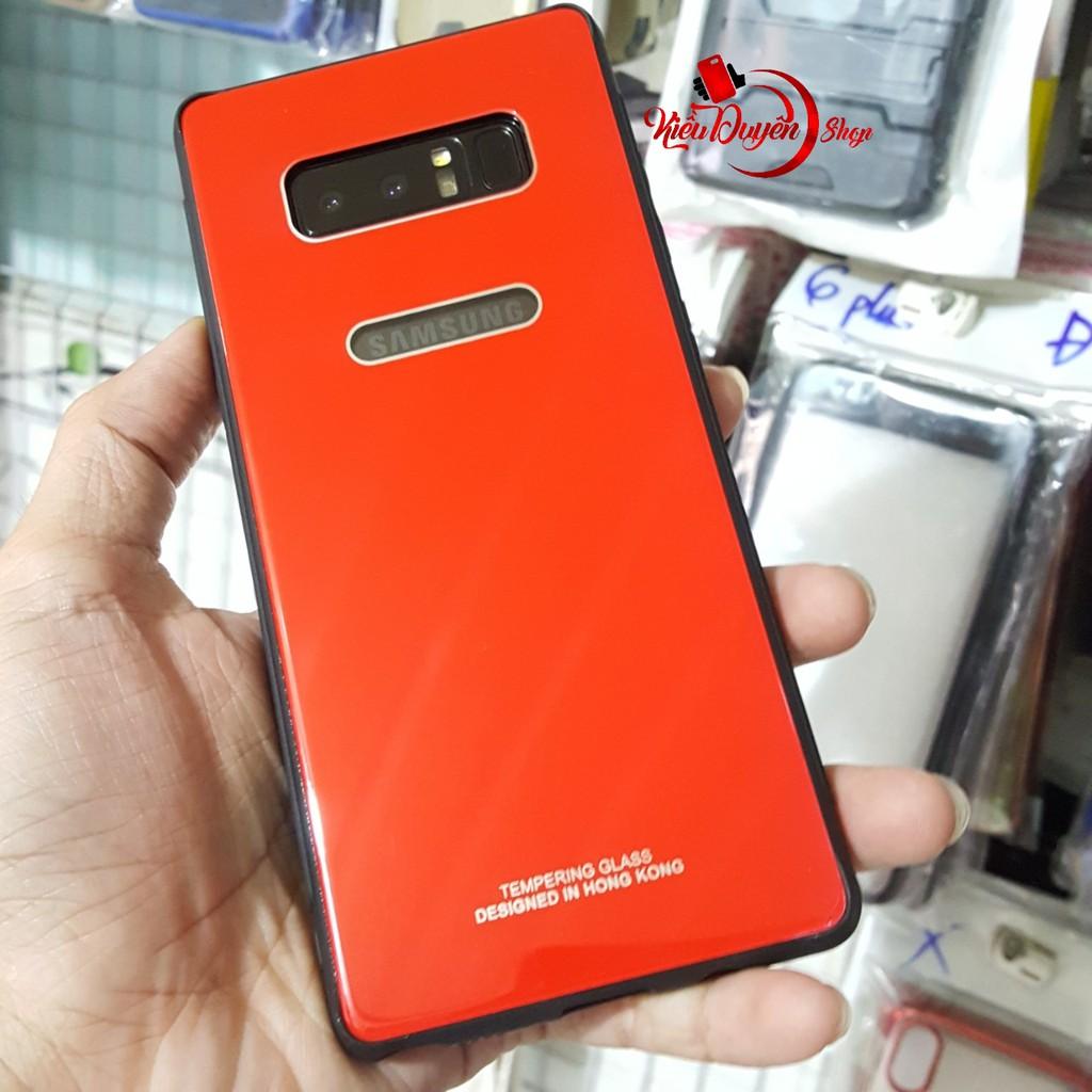 Ốp lưng kính Samsung Galaxy Note 8,viền nhựa dẻo - 2428127 , 1064835816 , 322_1064835816 , 79000 , Op-lung-kinh-Samsung-Galaxy-Note-8vien-nhua-deo-322_1064835816 , shopee.vn , Ốp lưng kính Samsung Galaxy Note 8,viền nhựa dẻo