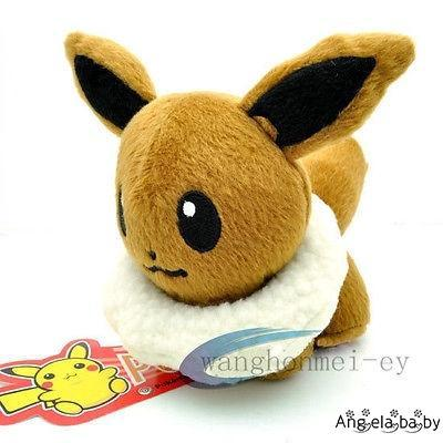 LNN-New Pokemon Plush Character Soft Toy Stuffed Animal Collectible Cute Doll