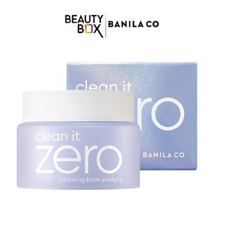 Sáp Tẩy Trang Banila Co Clean It Zero Cleansing Balm Purifying 100ml thumbnail