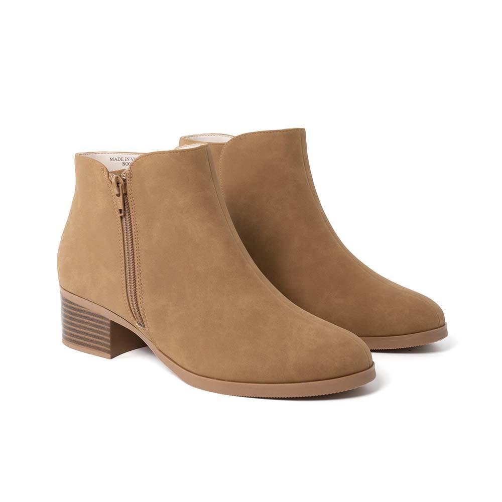 JUNO - Giày Boot Cổ Thấp - BO