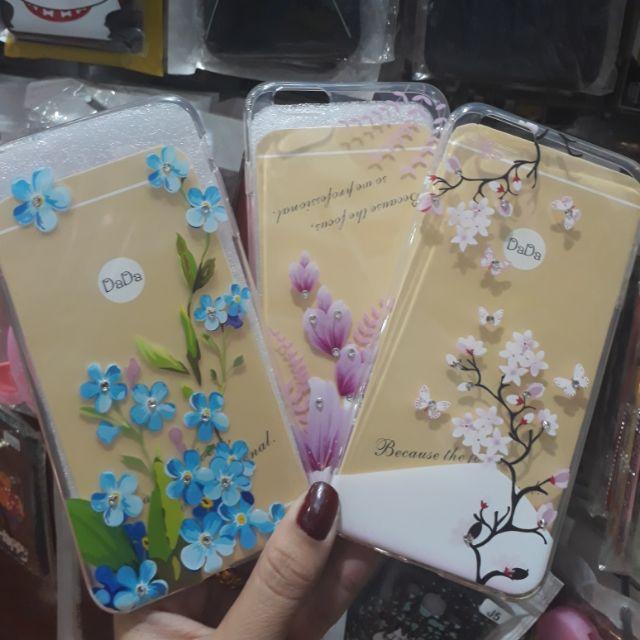 Iphone 6 Plus ốp lưn dẻo in hoa đính đá cực đẹp - 2876558 , 817858104 , 322_817858104 , 36000 , Iphone-6-Plus-op-lun-deo-in-hoa-dinh-da-cuc-dep-322_817858104 , shopee.vn , Iphone 6 Plus ốp lưn dẻo in hoa đính đá cực đẹp