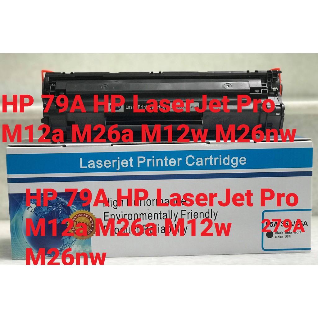 Hộp mực 79a HP LaserJet Pro M12a-M26a-M12w-M26nw