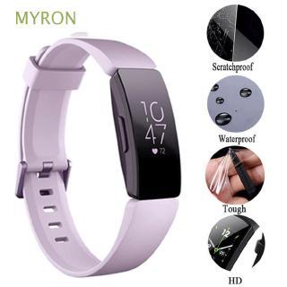 Miếng dán cường lực cho đồng hồ thông minh Fitbit Inspire HR