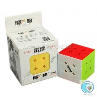 [FREESHIP] Đồ chơi Rubik 3×3 QiYi Thunderclap 3x3x3 Stickerless – Rubik Ocean [SHOP YÊU THÍCH]