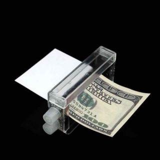 Dụng cụ ảo thuật in tiền