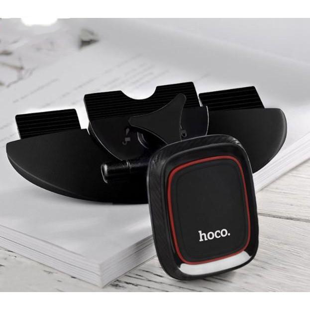 HOCO CA25 - Giá đỡ điện thoại trên xe hơi_Đen