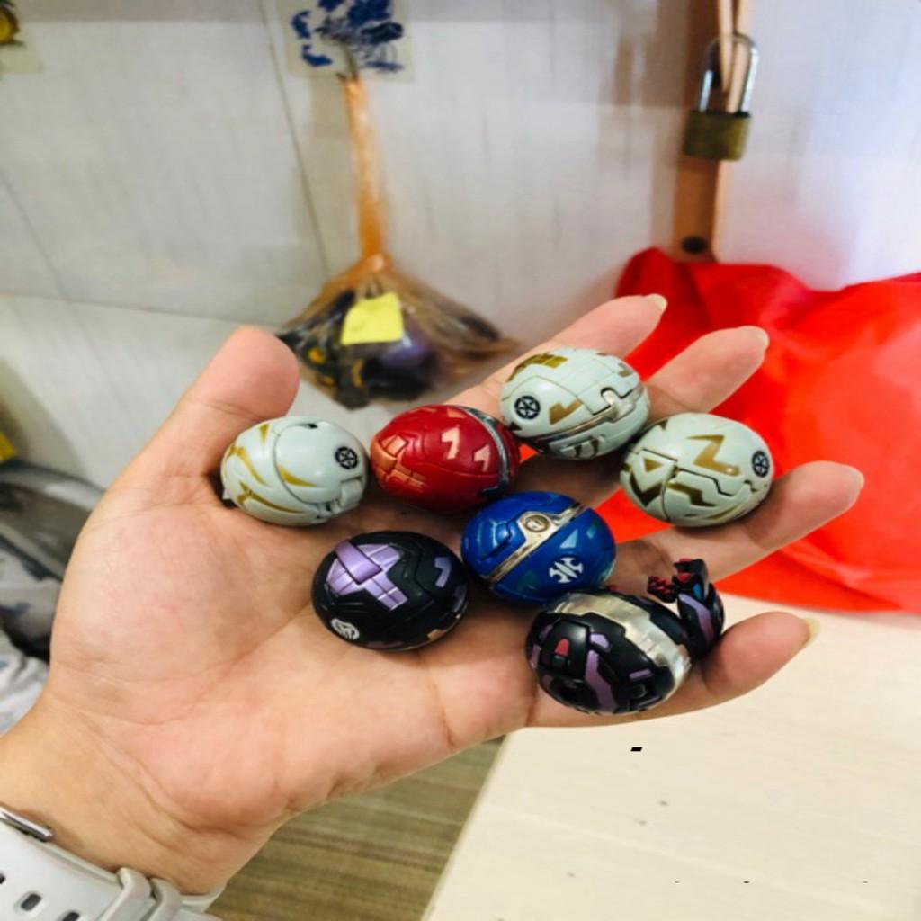 Đồ chơi robo bóng tròn Bakugan [ Hàng Nhật]