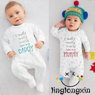 ☞❀❤♕GOAUnisex Newborn Baby Long Sleeve Romper Jumpsuit Clothes