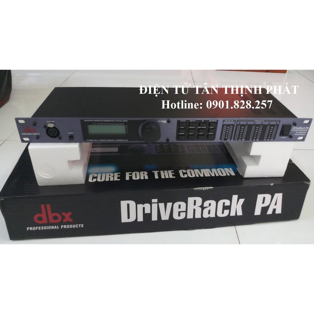 Thiết bị âm thanh DBX Driverack PA