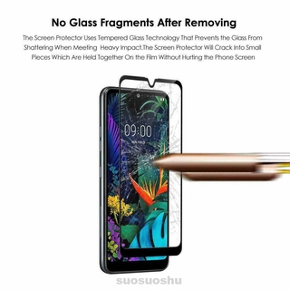 Screen Protector Hard Phone Accessory Replacement Smooth Tempered Glass For Lg K50 Q60