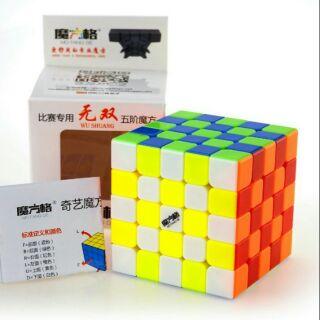 Qiyi Wushuang 5×5 M | Mod nam châm